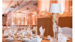 lamp shades / wedding or party decor
