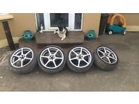 "19"" 5/100 alloys for bora, mk4 etc"