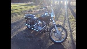 Harley Davidson Softail fx 2005 West Island Greater Montréal image 1