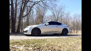 2010 Hyundai Genesis Coupe Track Edition 3.8gt Coupe (2 door)