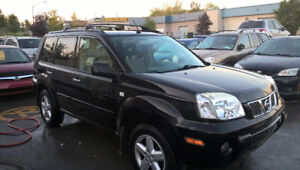 2006 Nissan Xtrail Automatic Carproof AWD 4x4 Safety Financing