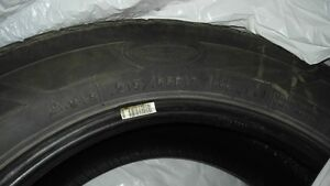 Winter Tires, 215/65 R17,used less than 4 months, Goodyear brand