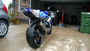 MINT 2006 GSX-R 750 FOR SALE, PRICE IS FIRM
