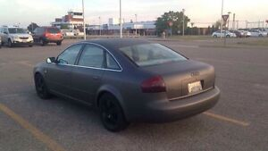 2001 Audi A6 Twin turbo Sedan **REDUCED!