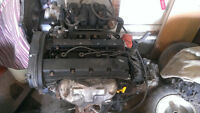 2005 chevrolet aveo motor and transmission