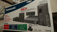 Brand new Panasonic 1000 watt home theater.