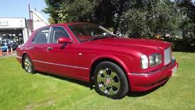 Bentley Arnage Green Label 26,000 Mls 4.4 V8 auto Glasgow Scotland