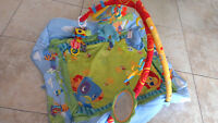 Bright starts Activity mat deluxe