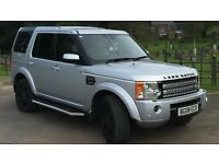 Landrover discovery 3 hse tdi