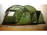 Vango Tigris 400 four man tent