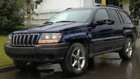 2002 Jeep Grand Cherokee Laredo V8, break controller + full 7pin