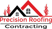 Roof repairs! Precision roofing contracting