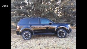 2009 Ford Escape XLT Sport