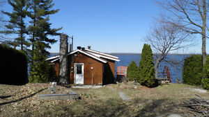Beautiful double waterfront lot in the town of Arnprior