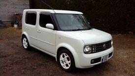 Nissan Cube 1.4 Automatic