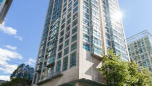 Downtown Vancouver Furnished Suite For Rent (Available July 15th