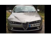Alfa Romeo 159 Lusso 1.9 JTDM