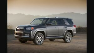 Limited 4 runner 2013 low km