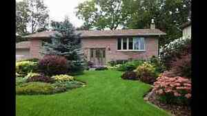 Beautiful Raised Bungalow In Kincardine. Half A Block To Beach.