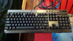 Corsair Vengeance K70 Fully Mechanical Gaming Keyboard