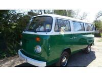 Volkswagen T2 Camper Van