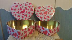 Gift Metal Box - Gift Box - Heart Shaped Metal Gift Box West Island Greater Montréal image 3