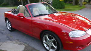 2001  MX-5 Miata Convertible