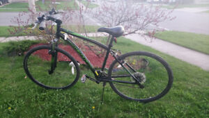 LIKE NEW Hybrid Bicycle for sale