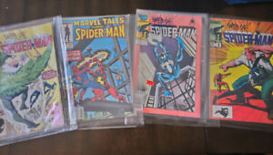 Comic Books!Twenty Spiderman comics $100 for all OBO