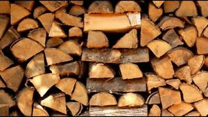 Fire wood for sale blocks or split all hard wood