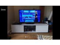 John Lewis TV unit excellent condition