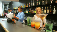 Get started on a new Bartending Career