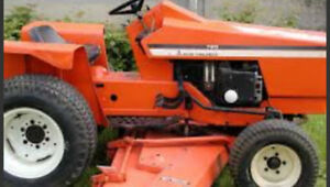 """Wanted: 60"""" mower deck"""