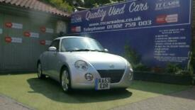 image for 2003 Daihatsu Copen SUMMER FUN !!! Coupe Petrol Manual