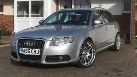 Audi A4 s line avant 170 tdi new mot