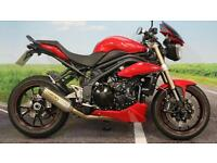 Triumph Speed Triple 1050 ABS 2015