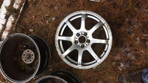 Nice 5x100 16 inch fast rims make an offer