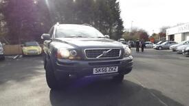 Volvo XC90 2.4 AWD Geartronic Auto 2007MY D5 SE 7 Seater Glasgow Scotland