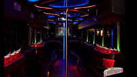 Fort McMurray Party Bus - Ultimate Grad Ride
