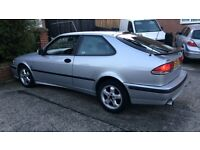2001 SAAB 9-3 2.2TID TURBO DIESEL quick car no px no swaps