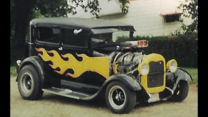 Looking for my Dads old 28 modelA ?