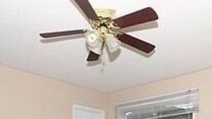 Vintage Ceiling Fan For Sale