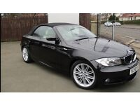 BMW 1 series 2.0 convertible