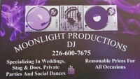 MOONLIGHT PRODUCTIONS DJ