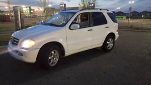 2002 MERCEDES ML500 GREAT AWD RELIABLE AB ACTIVE SUV!!!