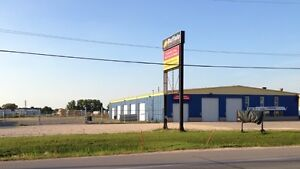 FOR SALE or LEASE: Truck&Trailer Facility-Mechanical Shop-Mfg