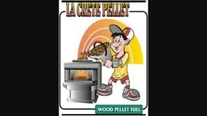 Wood pellets on sale!!