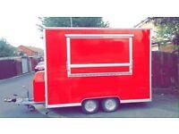 Burger / Catering Van