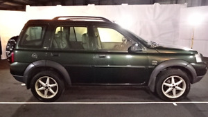 2004 Land Rover Freelander SUV, Crossover