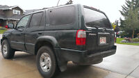 2000 Toyota 4Runner Limited SUV - Reliable Beater
